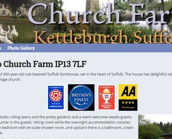 Church Farm B & B