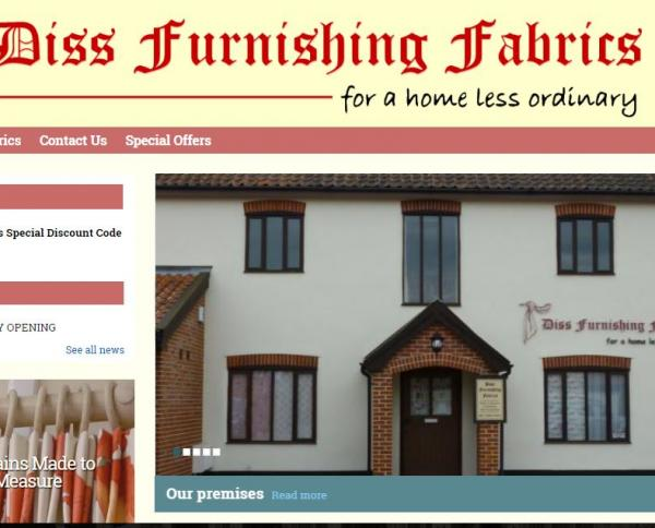 Diss Furnishing Fabrics